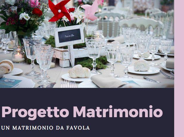 Progetto Matrimonio allestisce matrimoni da #sogno. #wedding #nozze