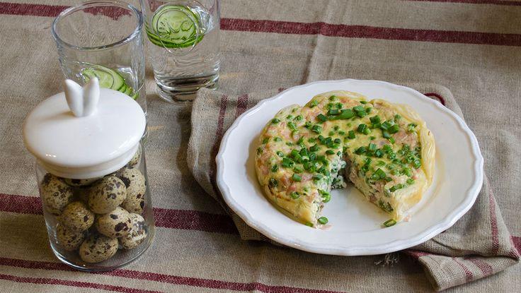 Egy életstílus - Süss tavaszi pitét 30 perc alatt