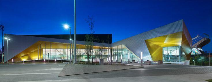 MJMArchitects: commonwealth community recreation center, edmonton