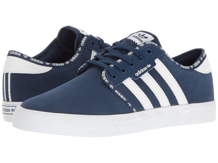 adidas Skateboarding - Seeley (Mystery Blue/White/White) Men's Skate Shoes :https://athletic.city/athletic-shoes/stores/adidas-skateboarding-seeley-mystery-bluewhitewhite-mens-skate-shoes/
