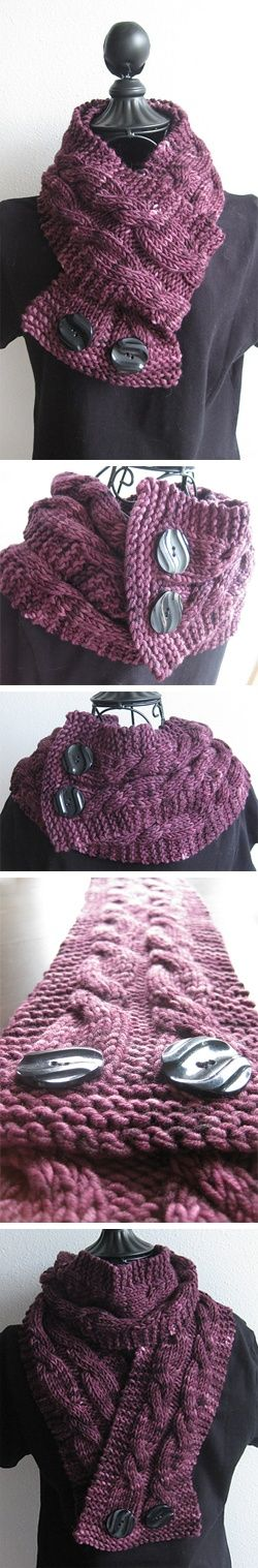 Scarf/Cowl.