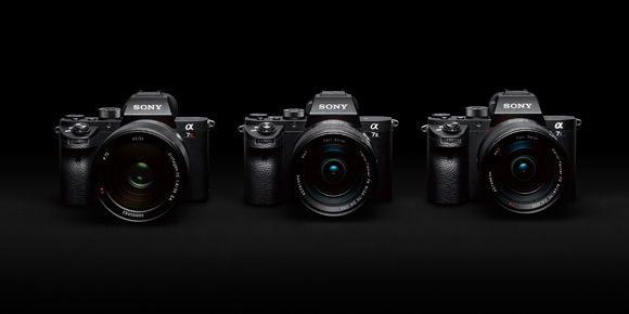 Digital Camera ILCE-7M2/7RM2/7SM2