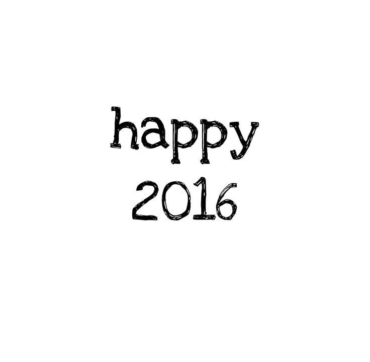 Happy New Year 2016 ☆