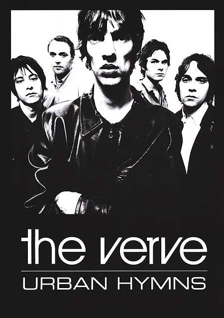 "The Verve album Urban Hymns included the hit ""Bittersweet Symphony"""