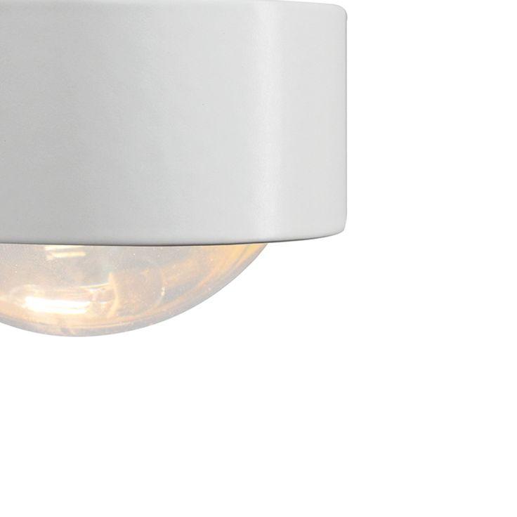 Great Puk Maxx One II LED Wand und Deckenleuchte Linse wei uszlig Jetzt bestellen unter https moebel ladendirekt de lampen deckenleuchten deckenlampen uid ud