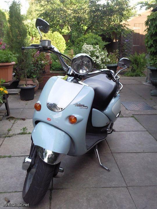 Question About Aprilia Mojito 150 Aprilia Mojito Scooter