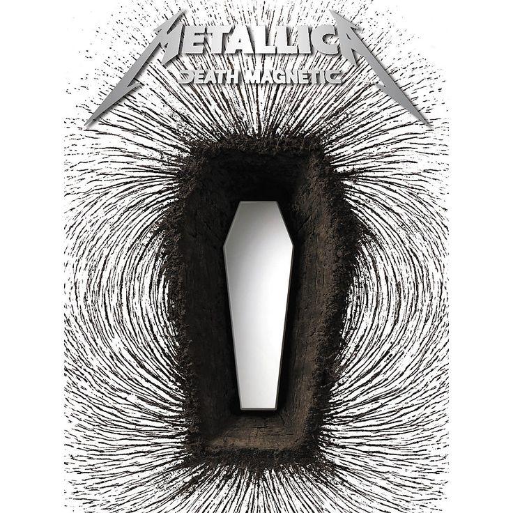 Cherry Lane Metallica - Death Magnetic Guitar Tablature Songbook