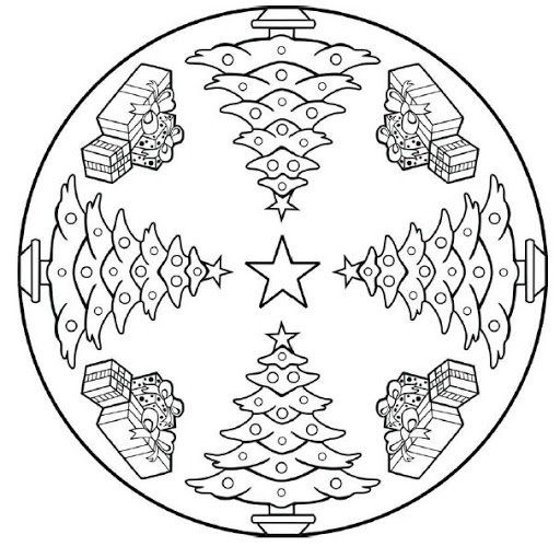 125 best images about mandalas on pinterest coloring free printable coloring pages and - Mandalas cycle 3 ...