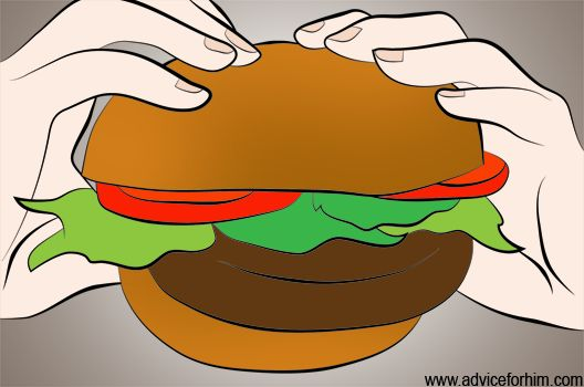 If you're anything like most men, munching on oily foods is probably on your list of favorite things to do. Now while there's nothing with loading up on the greasy stuff from time to time, overdoing it can easily lead to problems during lovemaking in the long run.