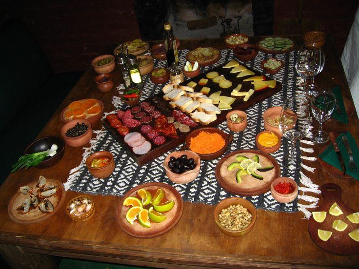 Amazing Lunch at the Bodega Cava de Cano Restaurant & Winery in Mendoza, Argentina