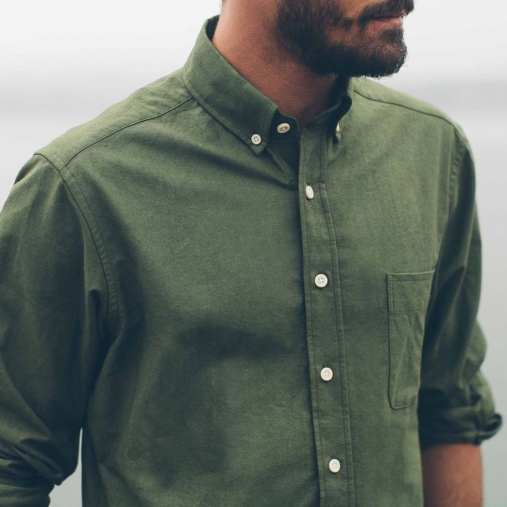 The Jack in Army Everyday Oxford: Featured Product Image