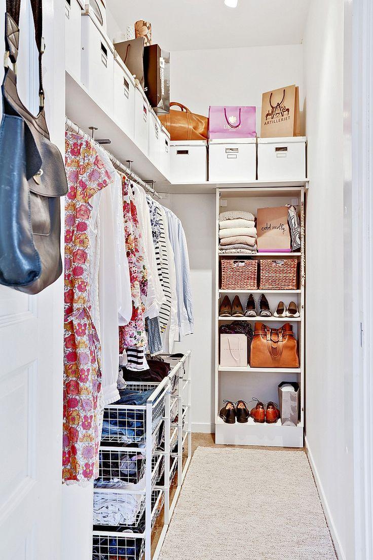 Över 1 000 bilder om walk in closet på pinterestsortera garderob ...