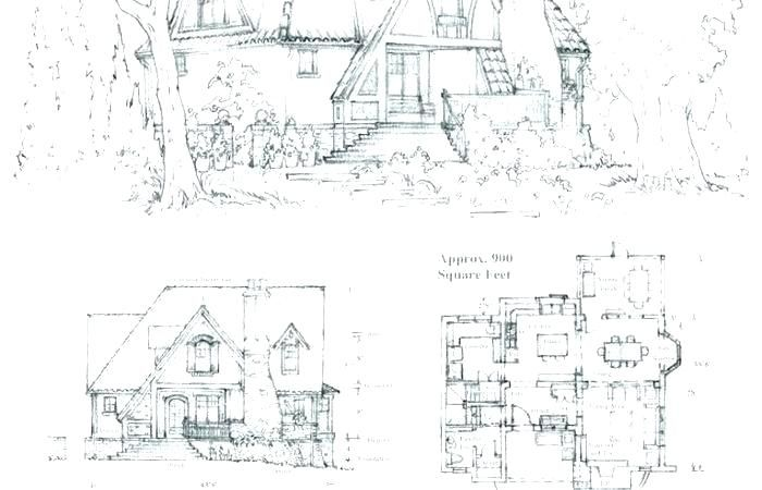 Awesome Storybook Cottage Plans For Storybook House Plans Storybook Cottages House Plans Storybook Cottage In 2020 Storybook House Plan Storybook Cottage Cottage Plan