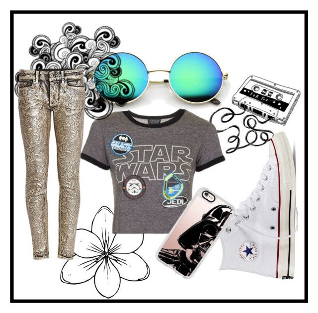 """May 4th"" by anagalvezschuler on Polyvore featuring art"