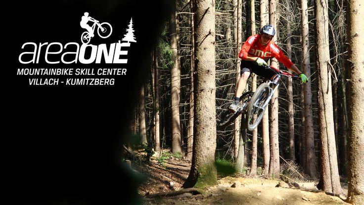 areone - Mountainbike skill Center #kärnten #Villach #Austria #alps #Mountainbiking #bmc #jump #forrest #jumpline #flowline #Trail #bike #pumptrack