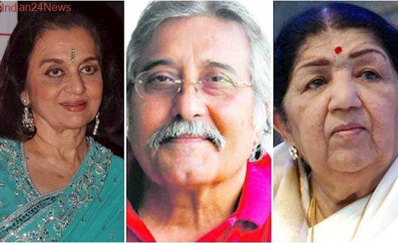 Lata Mangeshkar, Asha Parekh hope Vinod Khanna recovers soon