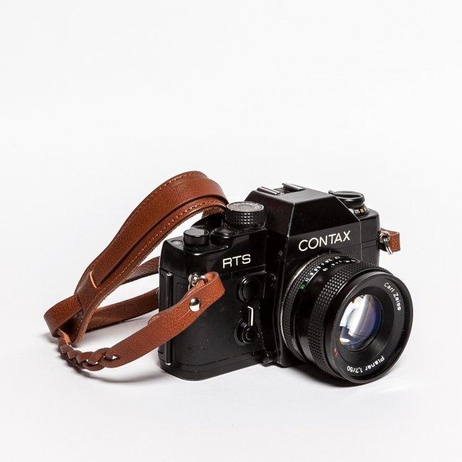 Ciesta Mano HM12 hellbraun - DESIGNSTRAPS - Kameragurte, Kamerataschen, C-Loop, Gitarrengurte, Camera Straps