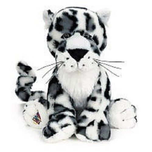 Webkinz SNOW LEOPARD  ^^ New with sealed CODE #Webkinz