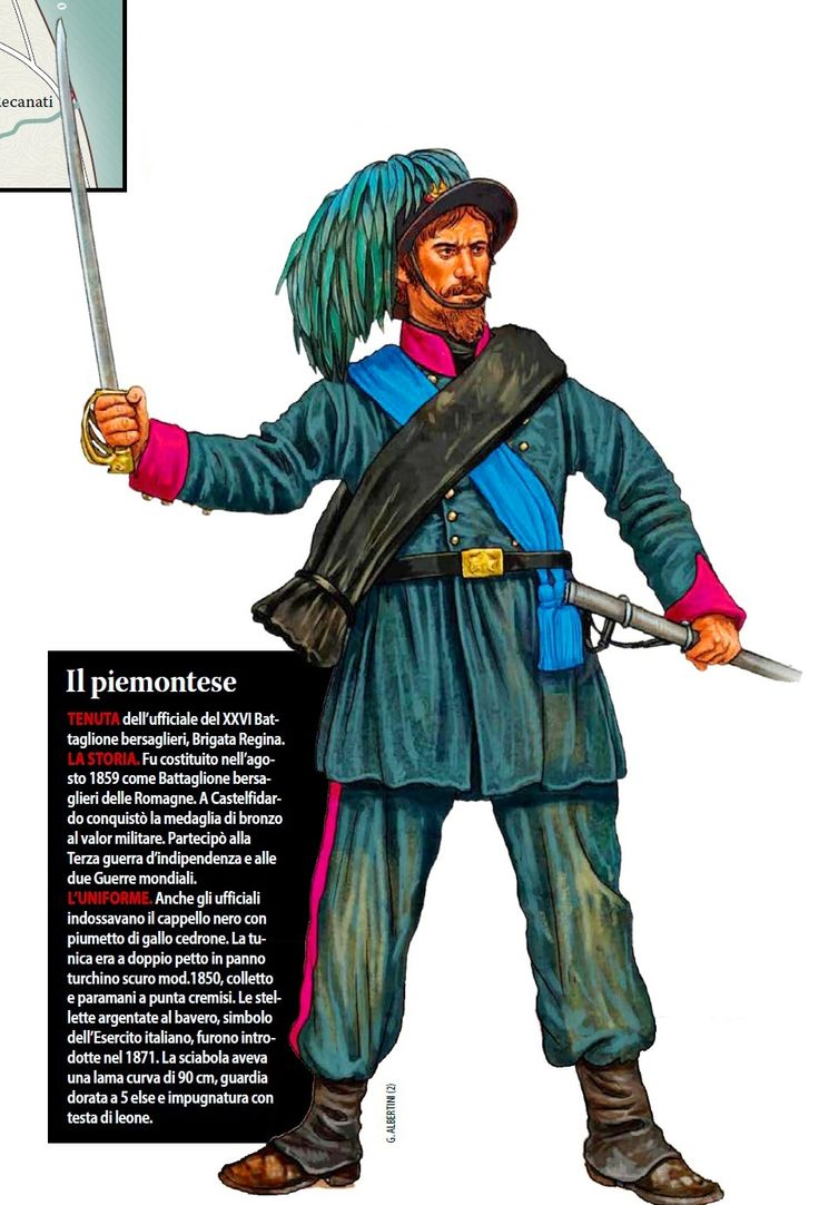 Soldier of Piedmont