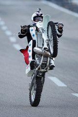 Robbie Knievel Firestone 550