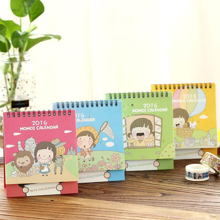 Cute momoi girl calendar Mini table calendars desk planner agenda calendario pap: Cute momoi girl… #UKOnlineShopping #UKShopping #Shopping