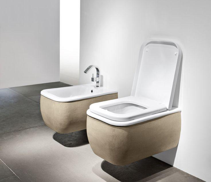 Arreda il tuo bagno con i sanitari Bombo e Cono di Edoné
