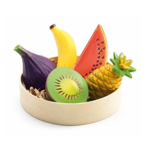 Djeco Σετ εξωτικά φρούτα