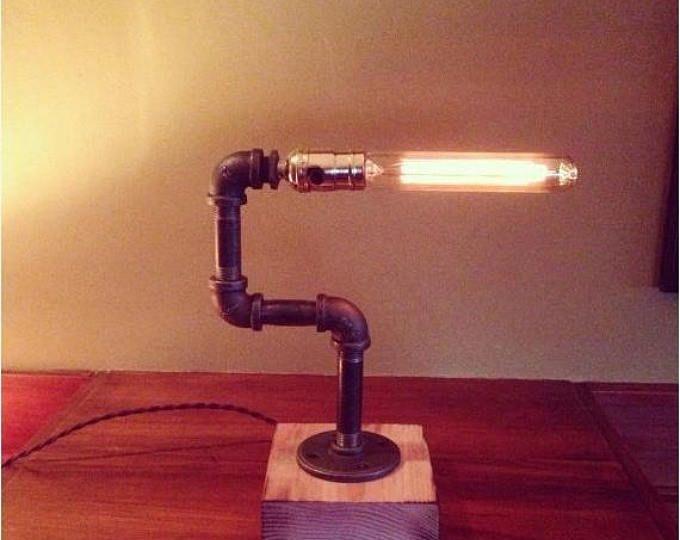 20 beste idee n over industri le verlichting op pinterest rustieke lampen verlichting idee n - Licht industriele vintage ...