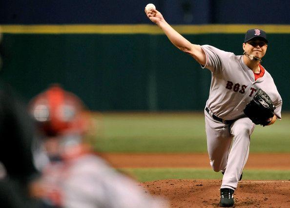 Josh Beckett, Boston Red Sox, SP