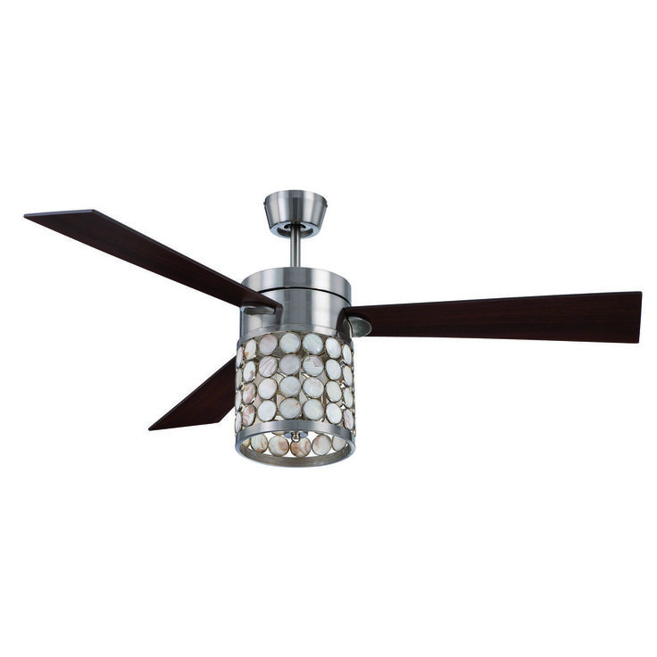 contemporary 1 helius lighting group ssda craftmade kapiz brushed polished nickel ceiling fan with light 2 s