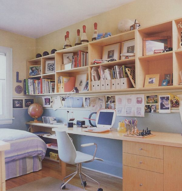 bedroom office
