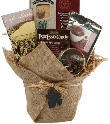 Art of Appreciation Gift Baskets Espresso Yourself Coffee Lovers Set: Christmas Gifts