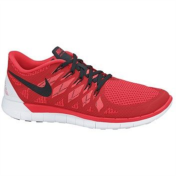 Mens Running Shoes - Rebel Sport - Nike Mens Free 5.0 Running Shoes