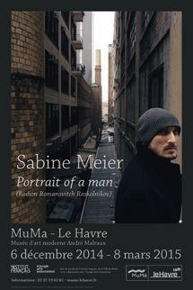 Sabine Meier. Portrait of a man