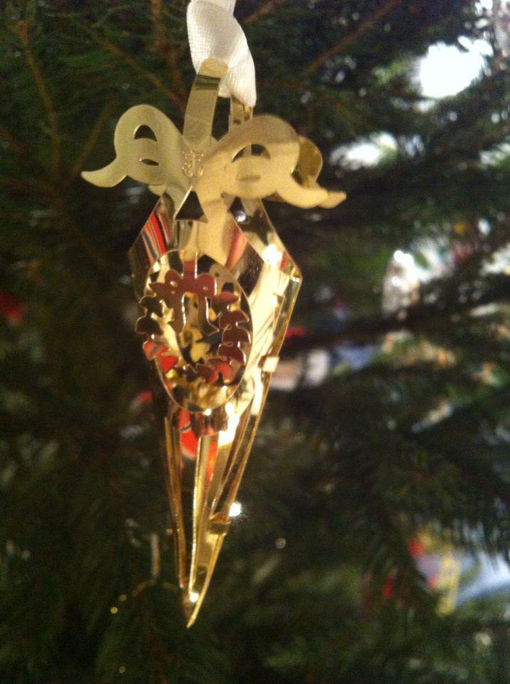 Jette Frölich christmas ornament.