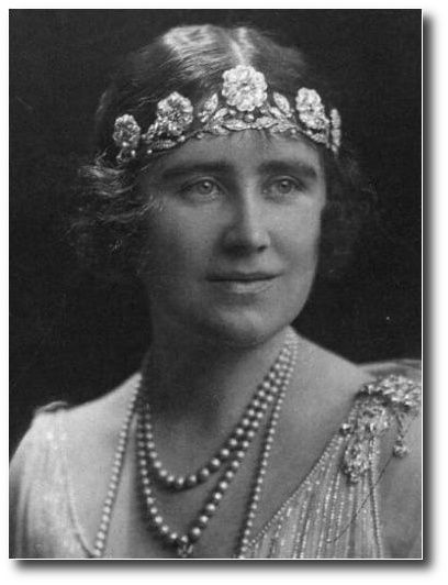 Queen Elizabeth Queen Mother Jewels Bowe Lyon Queen