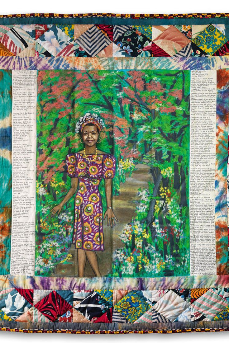 17 best images about african american quilts out of a angelou s art collection will give you the fire to finish the day right