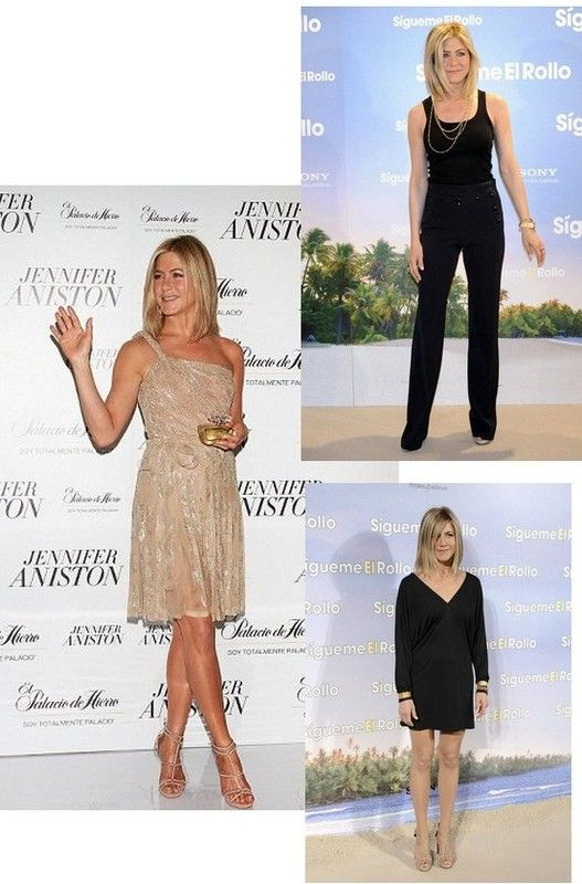 Corte de Pelo de Jennifer Aniston   Elegante a la par que discreta