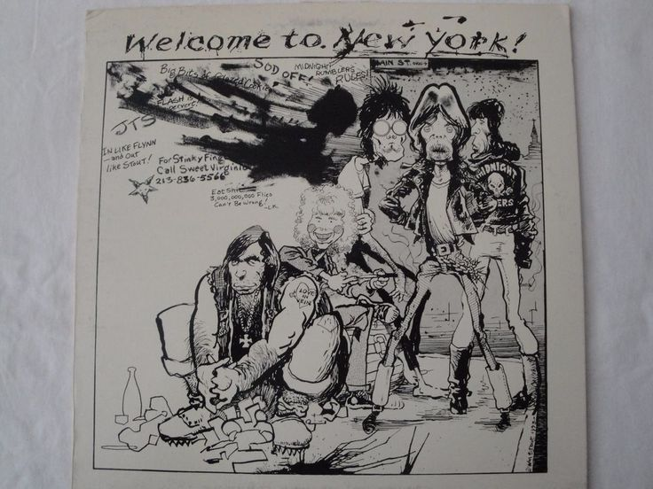 The Rolling Stones Welcome To New York Vinyl Lp Trade Mark