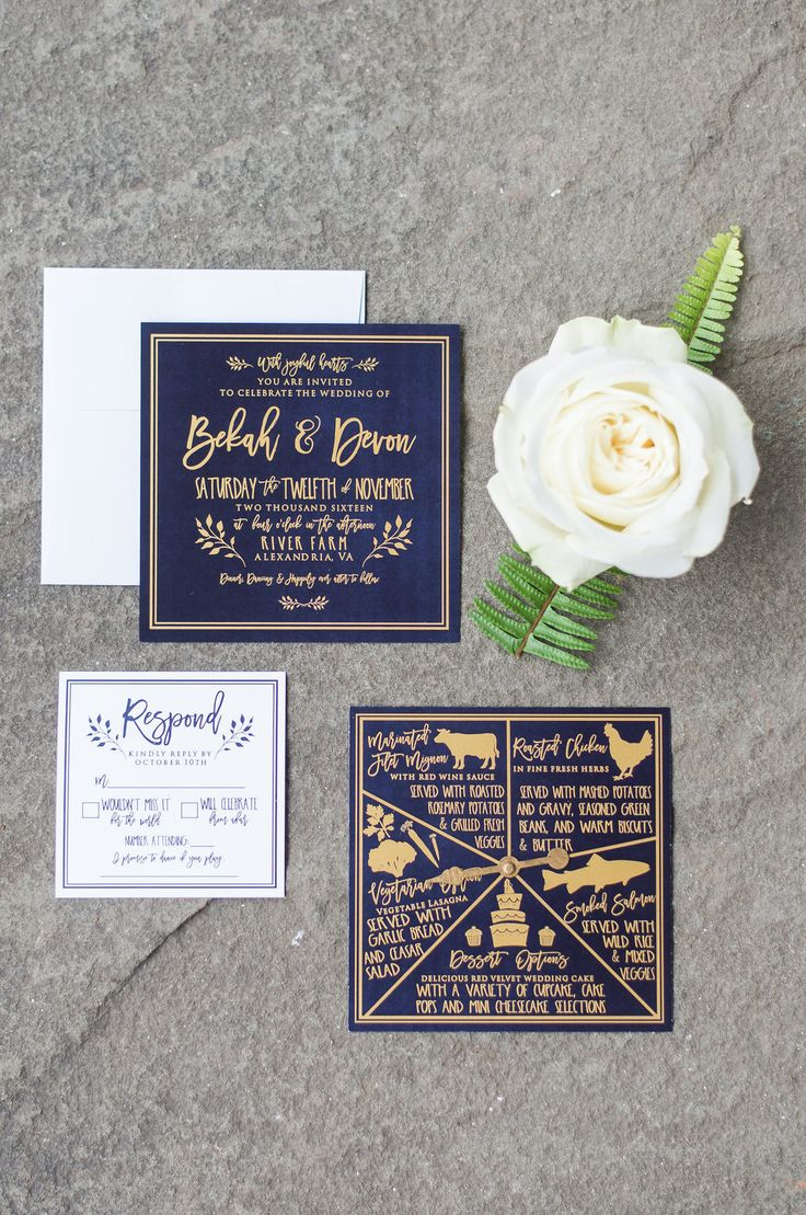 10 best stationery printing los angeles images on pinterest bridal wedding card hadley designs featured invitations navy blue and gold nautical wedding invitations navy blue and gold wedding invitations navy blue and gold stopboris Gallery