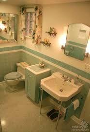 Image result for retro bathroom