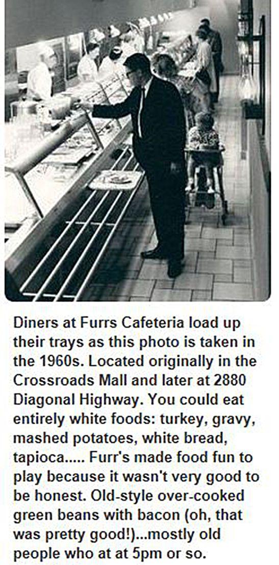 Furr's Cafeteria, Boulder, CO