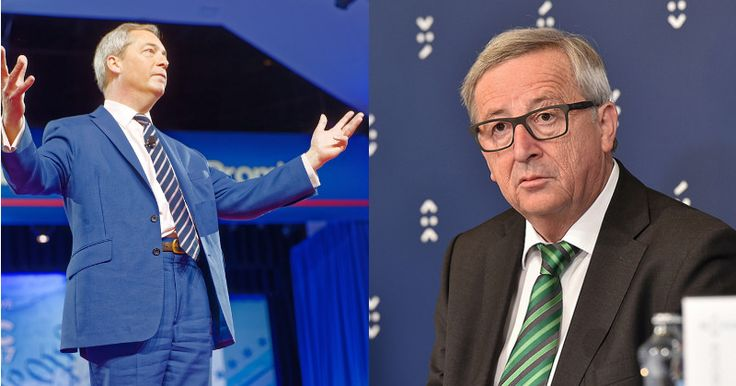 Farage Flames EU Parliament: 'You're Behaving Like Mafia Gangsters' » Alex Jones' Infowars: There's a war on for your mind!
