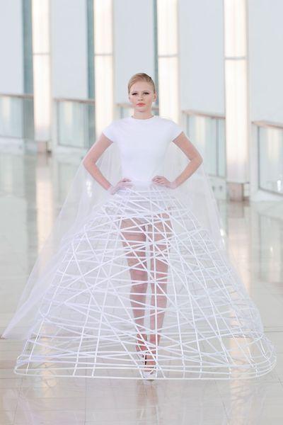 Janvier 2015 Défilés Haute Couture Stéphane Rolland  L'Express Styles