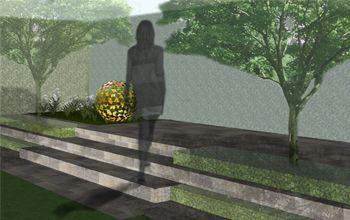 3d for modern garden