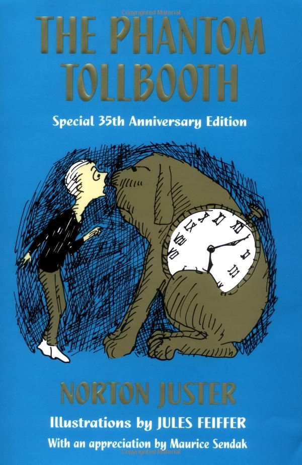 book report on the phantom tollbooth Don't bore your students with a typical book report or project when they finish reading ''the phantom tollbooth'' let them choose one of these.