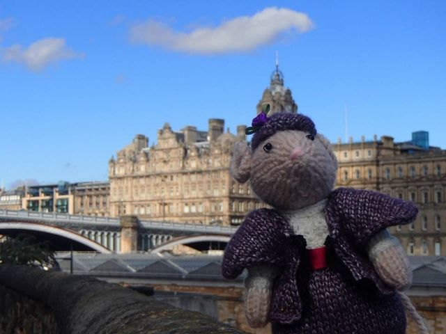 Guess where the Mousetons have been this weekend... #MousetonMonday!
