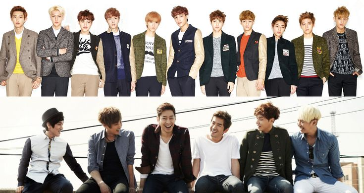 New EXO Variety Show to Possibly Begin Airing Next Month, Shinhwa to Make First Guest Appearance!
