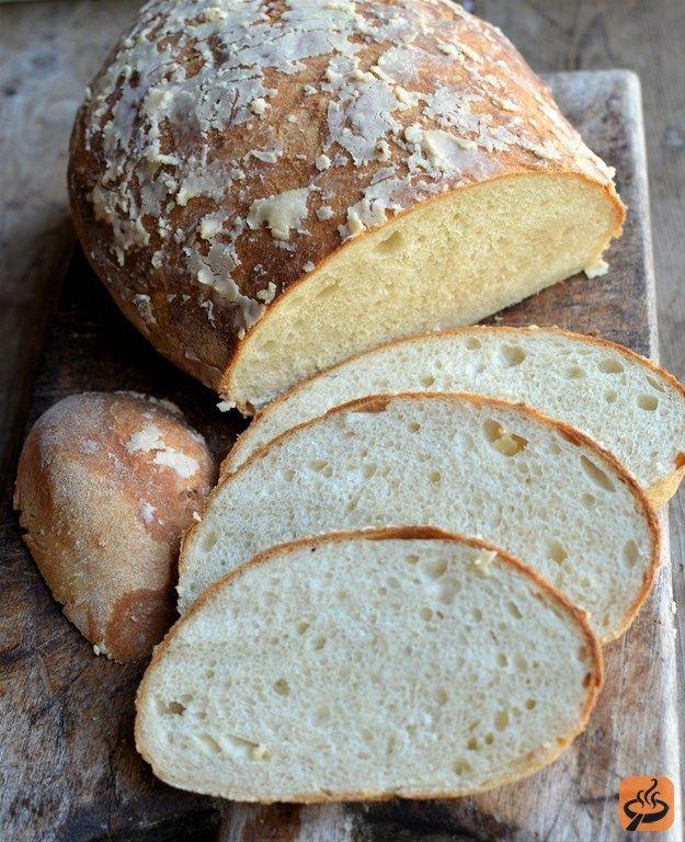 Tiger Bread (Giraffe Bread) recipe