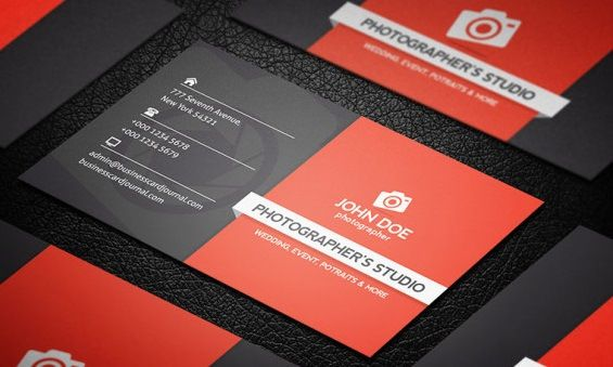 Standard Business Card Size • GetHow